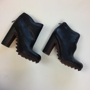 Circus by Sam Edelman 7.5 Kensley Black Boot NWOB